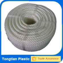 Cordage de pêche polypropylène (pp) 3/4 brins nylon 9mm