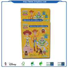 Paper Hanger Toy Color Packaging Box