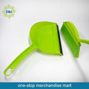 Home Use Dustpan and Broom Set