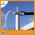 Vela triangular para sombra solar fabricada en China por sumao