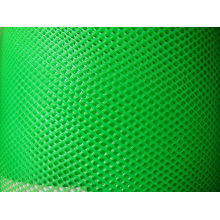 Green Plastic Flat Wire Mesh in 1.5cm to 3.0cm Hole