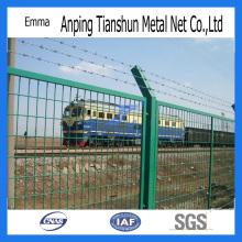 Железнодорожная проволоки сетки с колючей проволокой (TS-E139)