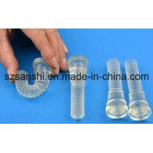 Barre anti-déshabillée en polyuréthane personnalisée pour épilateur
