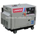 5KWTop Quality Silent Diesel Generator With 9HP Diesel Engine LDG5000S For Sale