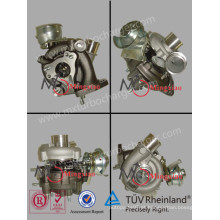 Venda quente turbocharger GT1749V P / N: 17201-27030 721164-0013 721875-5005S