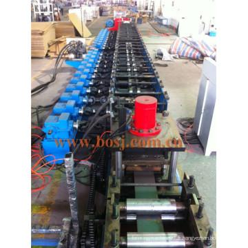 Serrated Strut Channel Roll formant la machine de production Thaïlande