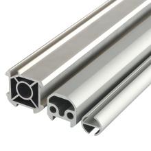 Hochwertiges stranggepresstes Aluminium-Griffprofil Aluminiumrohr / Legierungsrohr