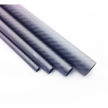 Tubo de fibra de carbono Tubo de fibra de carbono