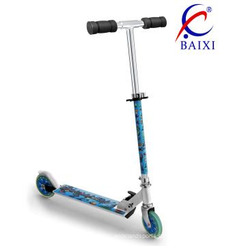 Scooters para niños con dos ruedas PU (BX-2M006)