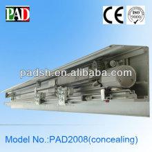 Porte coulissante en acier inoxydable