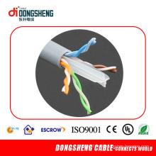 CE / RoHS / ISO aprobó el cable de UTP CAT6