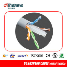 CE/RoHS/ISO Approved UTP CAT6 Cable