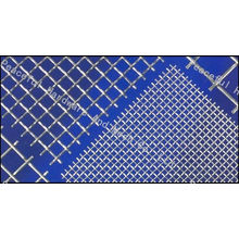 Malla de malla de malla de tela de alambre prensado