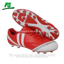 китайские дешевые открытый футбол обувь шпильки
