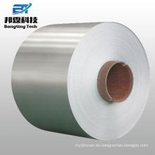 Rollo enorme de aluminio 8011 de la materia prima del papel de aluminio para la bandeja para la cacerola