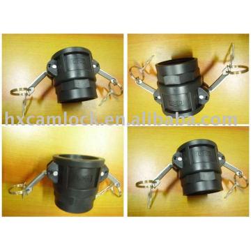 Camlock ,Camlock Coupling ,PP Camlock Couplings Type D,SS316 Camlock Couplings Type F,Cam & Groove Quick Couplings