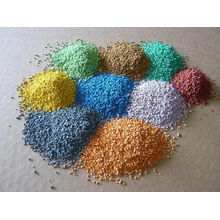Recycled Rubber Granules For Artificial Grass / Tennis Courts