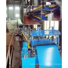Línea de producción de placas de poliuretano