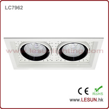 Cabezal doble 2X7w COB Downlight / Foco LC7962