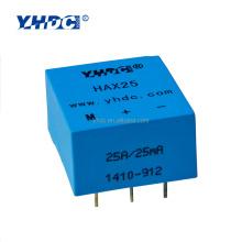 hall current sensor , plate mounting hall current transformer