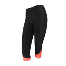 Running Pants 3/4 Compression Panties Capri Leggings