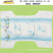 New Lovely Brand Disposable Baby Diapers (BD02SY)