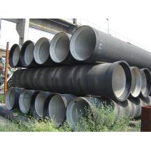 """ISO2531 K9 6 """"DN150 tubo de ferro dúctil"""