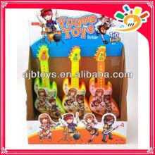 plastic toy guitar cheap B/O music guitar musical guitar