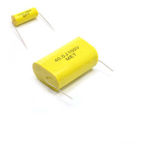 Cl20 250V Axial Metallized Polyester Capacitor Tmcf11