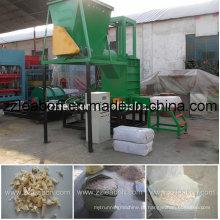 Máquina de compressão de aparas de madeira profissional