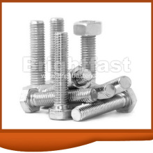 China Manufacturers for Hexagonal Bolts Metric Stainless Steel Bolts supply to Afghanistan Importers