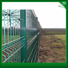 PVC square security fencing panels