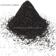 Carbone de noix de coco et charbon de charbon pour la purification de l'eau