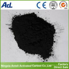 poudre de charbon de bois à bas prix
