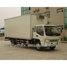 Good Performance JAC refrigerated van body