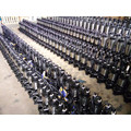 Stainless Steel Sewage submersible water pumps 1.1KW 1.5HP with float switch