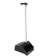 Household Plastic Broom And Dustpan Set With Aluminium Broom Handle