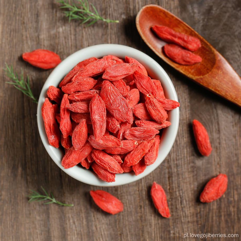 Gift Box Package Goji Berries Od Ningxia 2018