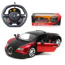 R / C Bugtoti Veyron Kids Электрическая игрушечная модель автомобилей