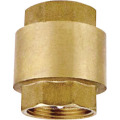 Messing-Filterventil mit Kunststoff-Kern- oder Messing-Kern (a. 0195)