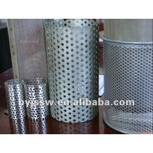 Perforated Strainer Basket Mesh