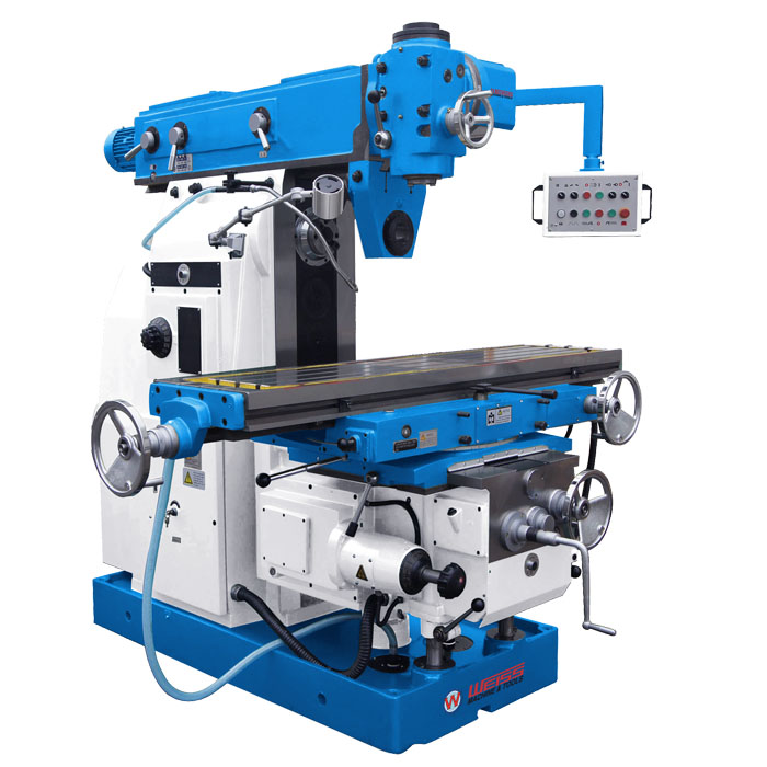 milling machine manufacturers