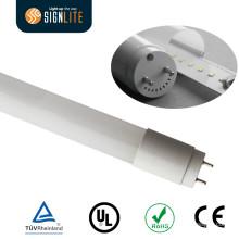LED que enciende el tubo blanco del tubo / LED de 1.2m SMD2835 T8