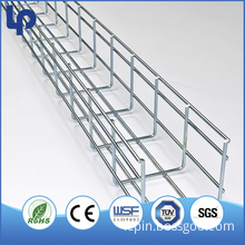 China supplier Powder coating galvanized cable baskets/galvanized wire mesh cable trays