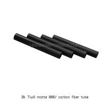 Tubos de moldagem de fibra de carbono