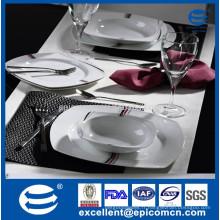 Vaisselle design design de luxe en céramique