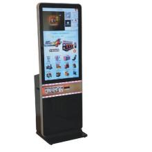 Pantalla LCD de publicidad táctil de 47 pulgadas Wechat al aire libre