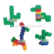 Amusement assembling intellectual development building blocks toys
