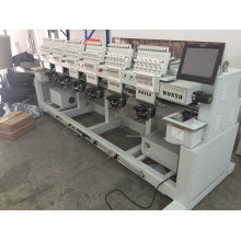 6 Heads Mixed Embroidery Machine