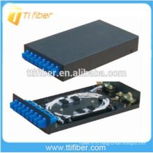 8Port SC Клеммная коробка настенного оптоволоконного кабеля